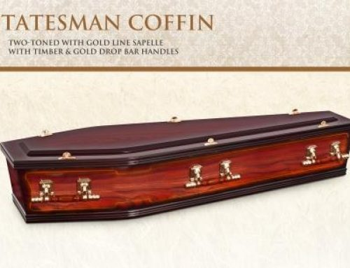 Statesman Coffin