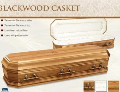 Blackwood Casket